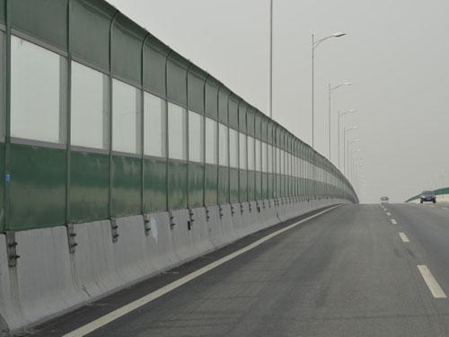 高架桥声屏障工程案例